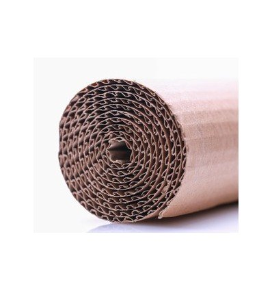 Rollo Cartón ondulado 100 cm. 10 ml 300 g/m²