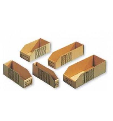 Caja estanterías 290x100x100