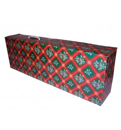 Caja para jamones Modelo acebo. 820x150x260