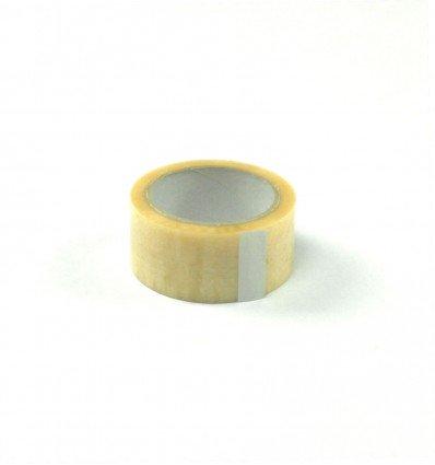 Cintas adhesiva PVC transparente 50 mm 66 m