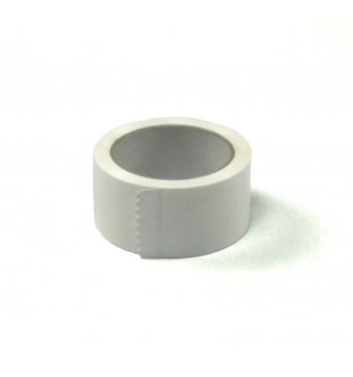 Cintas adhesiva PVC blanco 50 mm 66 m