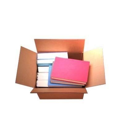 Caja para cds cruz 146x130x10 / 60 cd 1 a 5