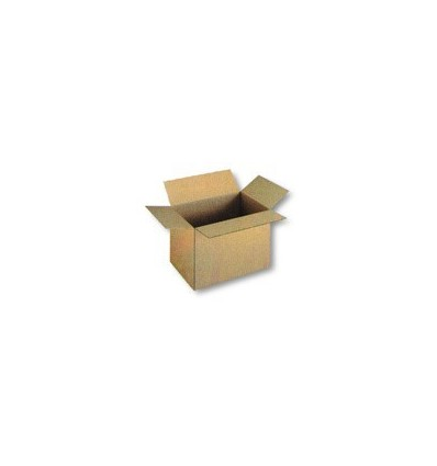 Caja plegable de cartón sencillo 300x300x300