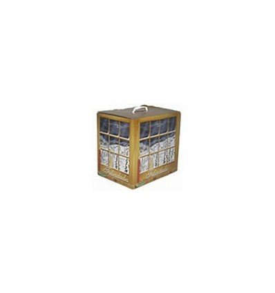 Caja para lotes y regalos Caja ventana 12 botellas. 360x280x360
