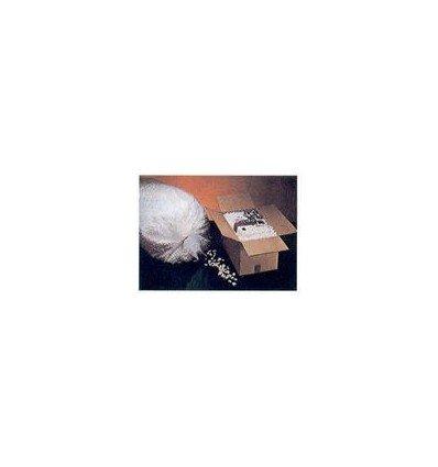 Material de relleno Fardos viruta p. oscuro