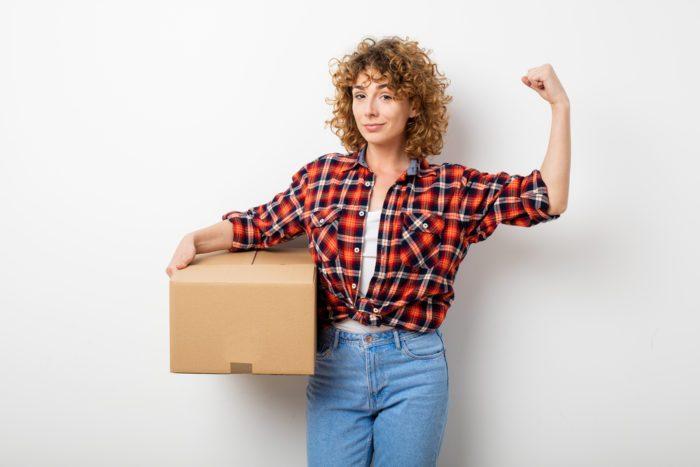 cajas de cartón para e-commerce