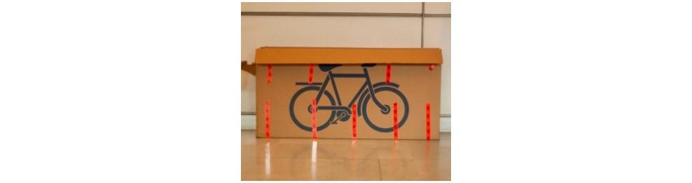 Cajas para tv, bicis, guitarras...