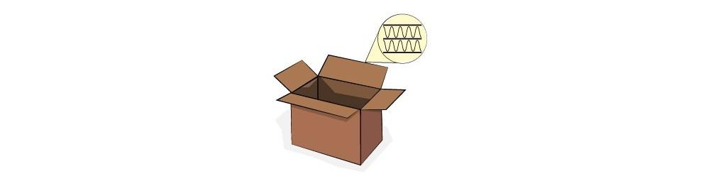Cajas plegables de cartón doble