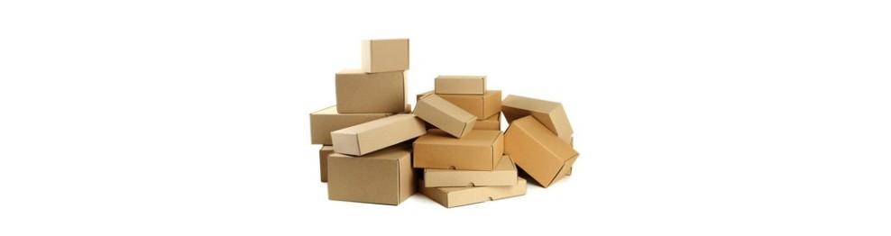 Cajas pequeños productos