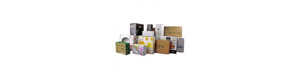 Cajas a medida y personalizadas